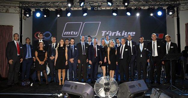 MTU Türkiye 25.yılını kutluyor