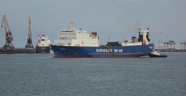 Rusya'ya giden tüm gemiler bekletiliyor