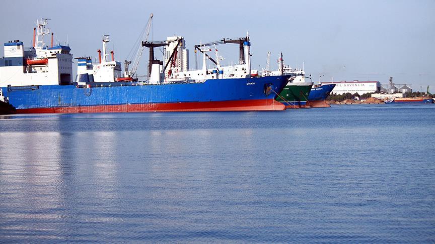 Rus bandıralı o gemilere izin çıkmadı