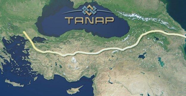 ABB'ye TANAP'tan sipariş
