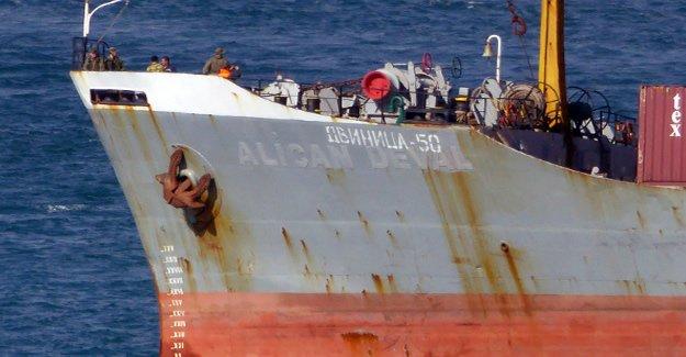 Rusya, Suriye Express'i için gemi satın aldı