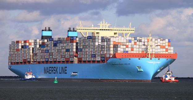Maersk, 2050'de sıfır CO2 emisyonu dedi