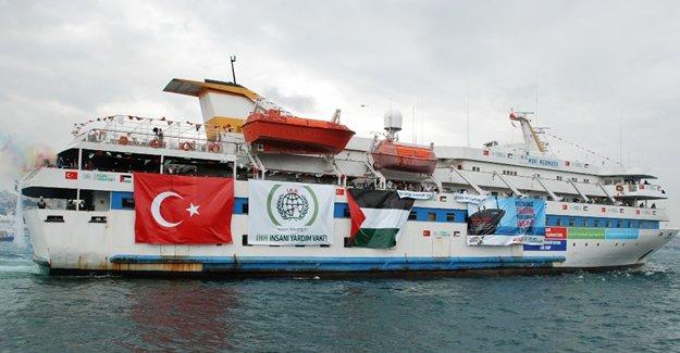 İsrail'le Mavi Marmara anlaşması