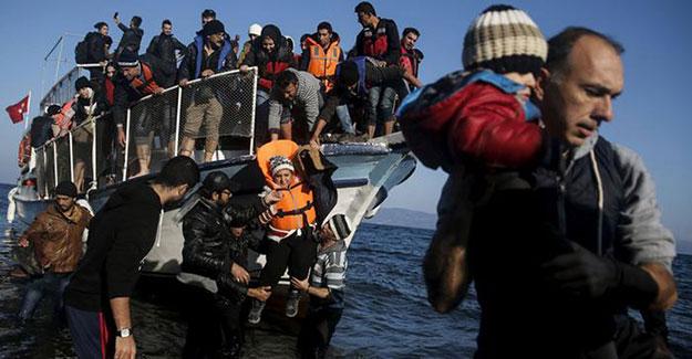 BM açıkladı: 60 milyondan fazla mülteci var