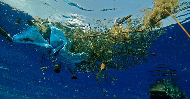 Deniz çöpleriyle mücadele planı hazırlanıyor