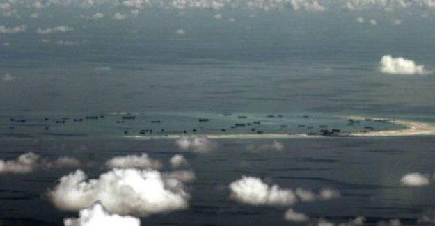 Çin ile ABD arasında ada krizi tırmanıyor