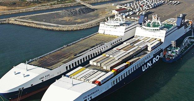 Ambarlı-Trieste seferleri Şubat'ta başlıyor
