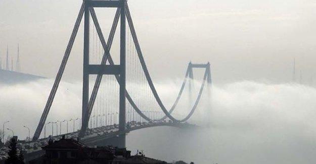 İstanbul Boğaz gemi trafiğine kapatıldı