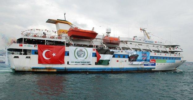 """UCM """"Mavi Marmara"""" dosyasını yine kapattı"""