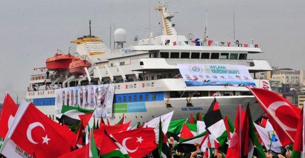 Mavi Marmara, pazarlık konusu değil