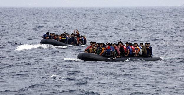 Göçmenleri taşıyan iki organizatör tutuklandı