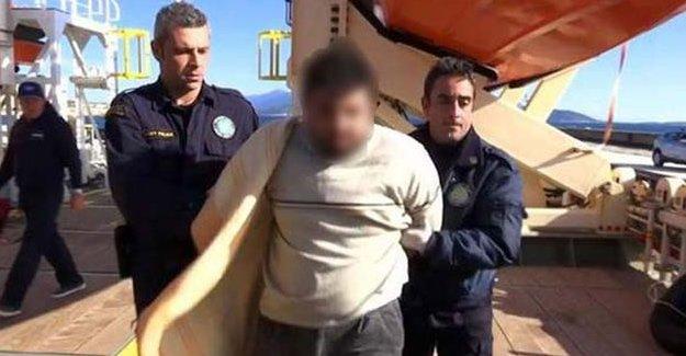 İnsan kaçakçısına ibretlik ceza!
