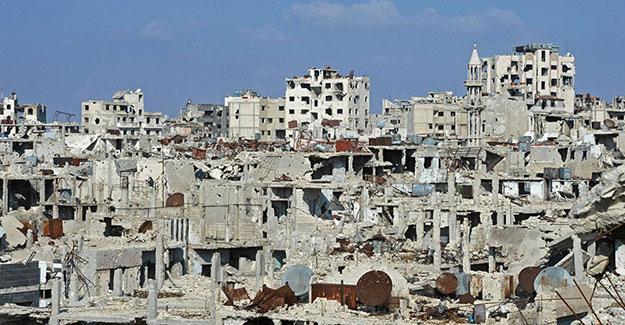 AB'nin Suriye'ye yardımlarını Çek Cumhuriyeti dağıtacak