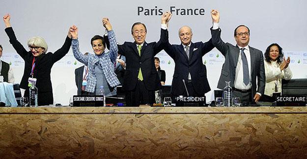 İşte Paris İklim Anlaşması'nın detayları