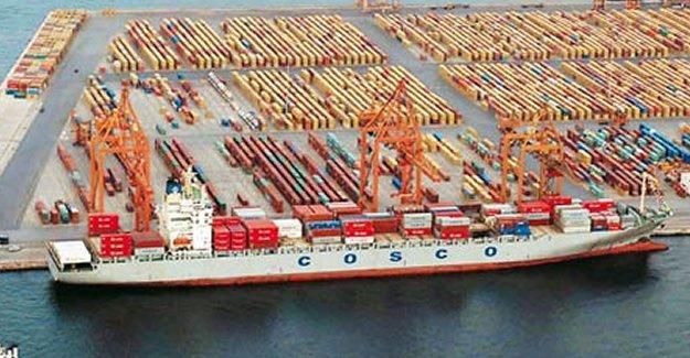 COSCO'dan Pire Limanı'na büyük yatırım