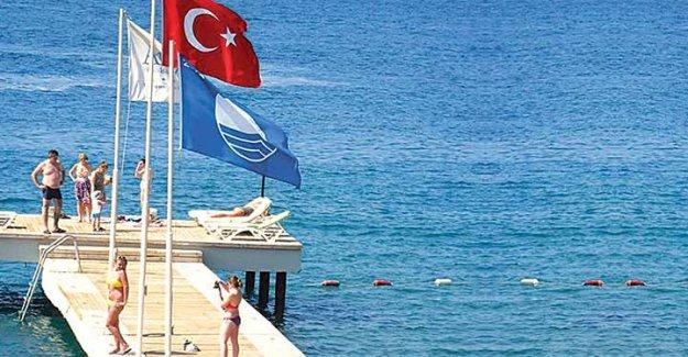 Mavi Bayrak Adayı Plaj ve Marinalar Belirlenecek
