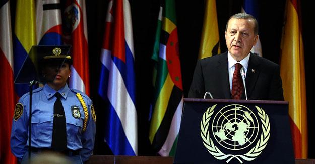 Erdoğan'dan AB'ye sığınmacı krizi tepkisi