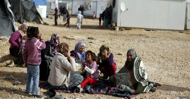 Ürdün'den mülteci uyarısı: Yardım gelmezse...