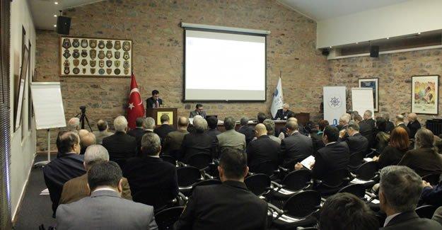'Türk denizcilik gücü' çalıştayı düzenlendi