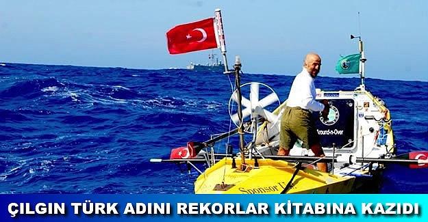 Türk kürekçi 4 Guinness rekoru birden kırdı