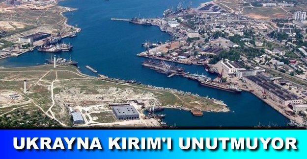 Ukrayna'dan yeni Kırım uygulaması