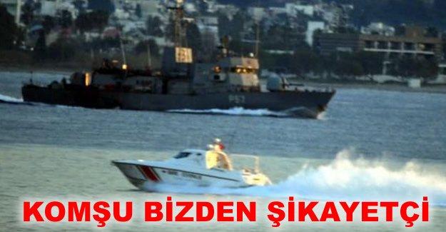 Yunanistan Türkiye'den rahatsız oldu