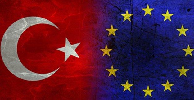 """""""Türkiye AB ülkelerinden daha Avrupalı"""""""