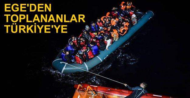 NATO mültecileri Türkiye'ye iade edecek