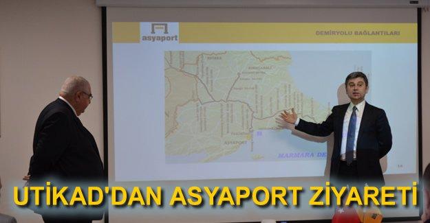 Transit taşımada Asyaport'un önemi büyük