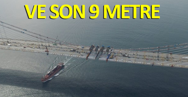 Yavuz Sultan Selim Köprüsü'nün açılış törenine devletin zirvesi katıldı