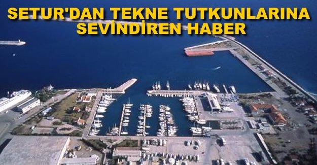 Setur Marinaları'ndan tekne tutkunları için çok özel kampanya