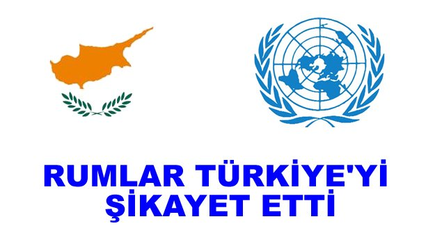 Kıbrıs Rum Kesimi, Türkiye'yi sınır ihlali iddiasıyla şikayet etti