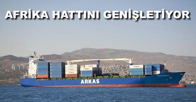 Arkas Line, Afrika rotasındaki limanlara bir yenisini daha ekledi