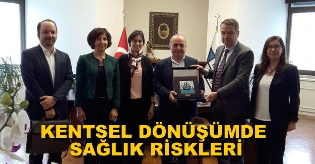 Türk Loydu, Kentsel Dönüşümde sağlık risklerini azaltacak