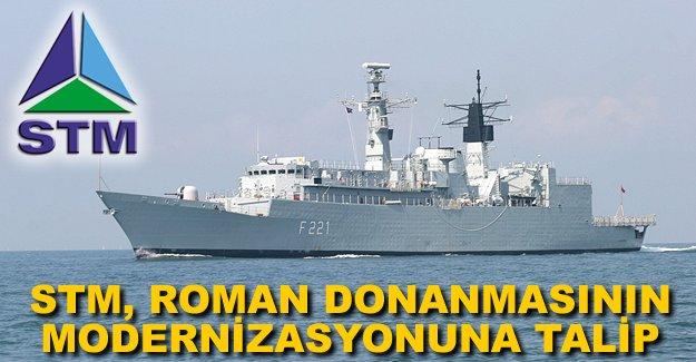 STM, Romanya fırkateynlerinin modernizasyonuna talip oldu
