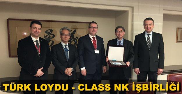 Türk Loydu, Class NK'nın merkezini ziyaret etti