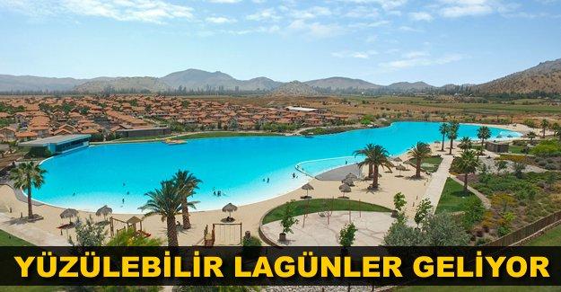 Crystal Lagoons, yüzülebilir lagünleri ile Türkiye pazarına giriyor