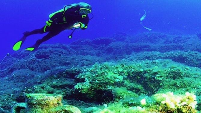 Antalya'da dalış turizmi sezonu açıldı
