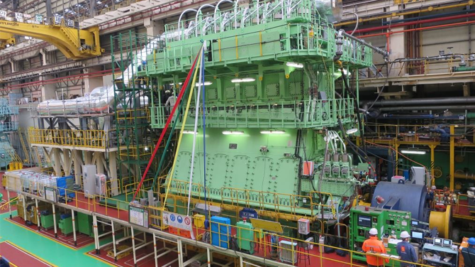 First IMO Tier III compliant Wärtsilä X72 passed shop test