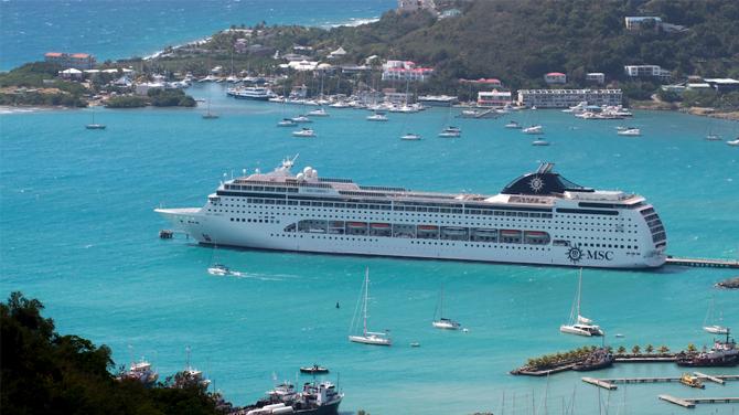 MSC Cruises, Küba vizesi veren, yetkili kurum oldu