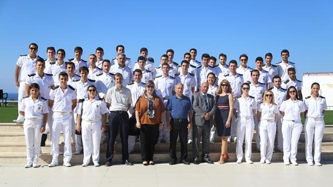 """GAÜ'de """"Gemi Denetimi ve Port State Control Uygulamaları"""" semineri gerçekleşti"""