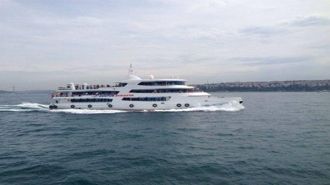 Dentur Avrasya'dan Yunan adalarına sefer