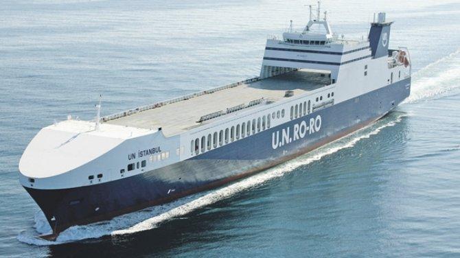 U.N. Ro-Ro limanlarına yenisini ekledi