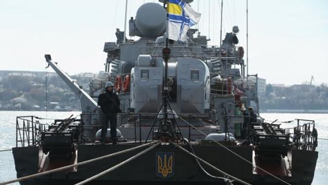 Ukrayna 30 yeni savaş gemisi inşa edecek