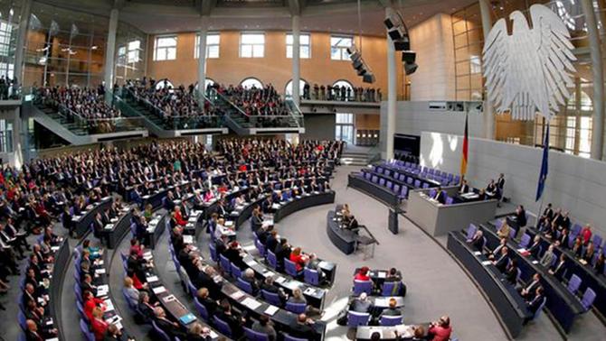 Sözde 'Ermeni Soykırımı' tasarısı Alman Parlamentosu'ndan geçti