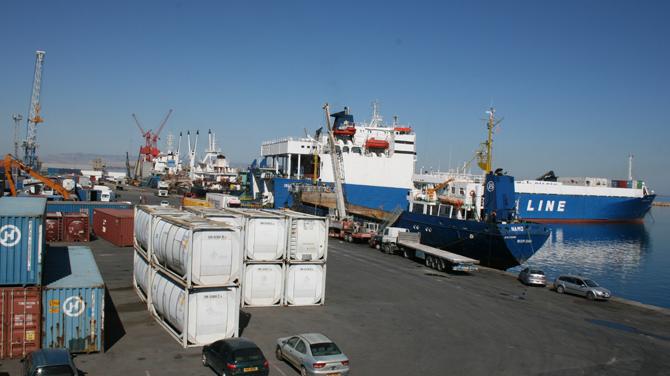 """AB Komisyonu """"KKTC limanlarına ambargo yok"""""""