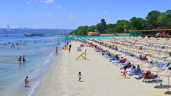 İBB duyurdu: İstanbul'un plajları açıldı