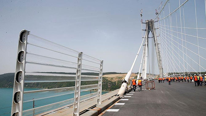 3. Köprü'de Erdoğan'a verilen söz tutuldu