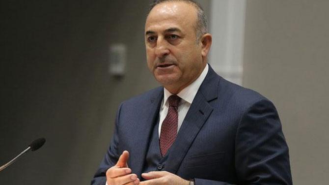 """Türkiye'den AB'ye """"vize"""" resti"""