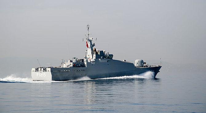 Türk tersanesi Dearsan, Kazakistan için gemi inşa edecek
